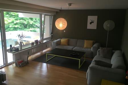Schöne, große Wohnung im Münchner Süden 90qm - Wohnung
