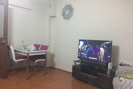 Warm, safe and peacefull home - Muğla - Apartamento