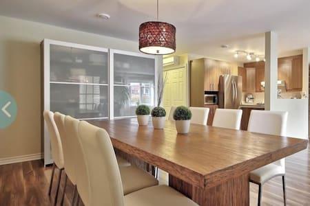 Condo to rent - Brossard - Appartement
