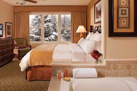 Marriott Evergreen 2BR/2BA Sleeps 8 - Vail - Condomínio