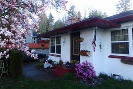 La Casa Cozy - Vancouver - Hus