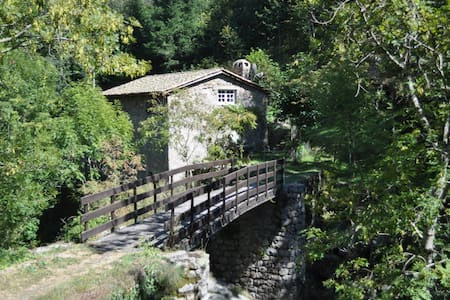Charming Room in ancient mill close to the river. - Apartament