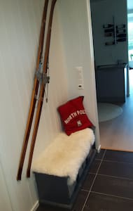 New apartment with ski in and out - Wohnung