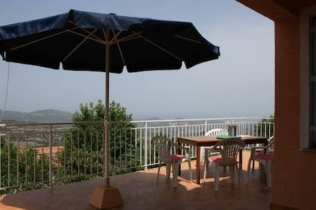 Casa-Solea, super view -single room - Haute-Corse - Bed & Breakfast