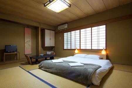 Tanuki Nozawa Onsen Room 1 - Guesthouse