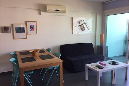 Spacious 1-bedroom Modern Flat With WIFI - Pis