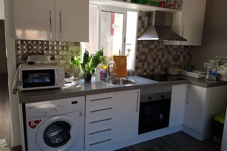 2 Indiv. rooms in shared flat. Refurbished 2015 - València - Bed & Breakfast
