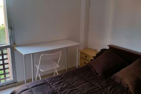 Habitación con baño privado centro - Dom