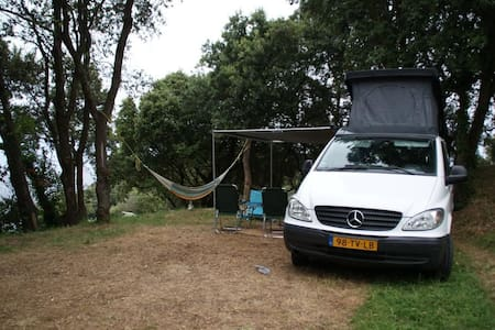 Luxe Mercedes Vito Buscamper - Gennep