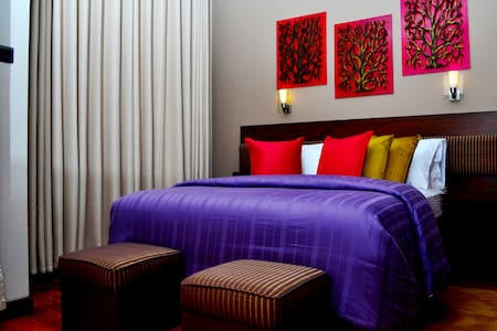 Glory Bush Villa - Lilly (Double Room) - Nuwara Eliya - Casa de camp