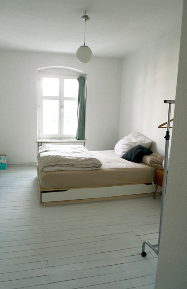 cozy apartment for a couple / Xberg