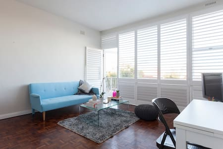 Cosy Mosman beachside apartment - Leilighet