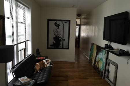 Cozy bedroom available on uws