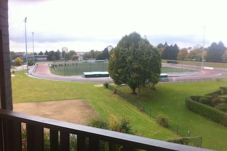 Chambre privée idéale pour étudiant de MSA - Mont-Saint-Aignan - Appartement