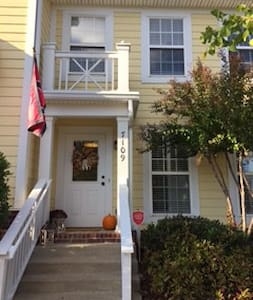 Gorgeous townhouse close to downtown Nashville - Casa a schiera