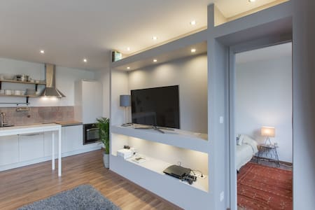 Bel appartement au cœur de Nancy - Appartement