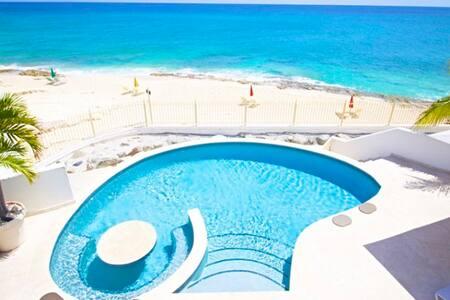 Villa Bahari w/Private Access to Cupecoy Beach - Villa