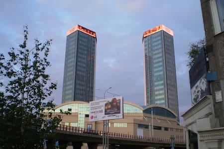 1 комнатная квартира- центр Алматы - Almaty - Apartment