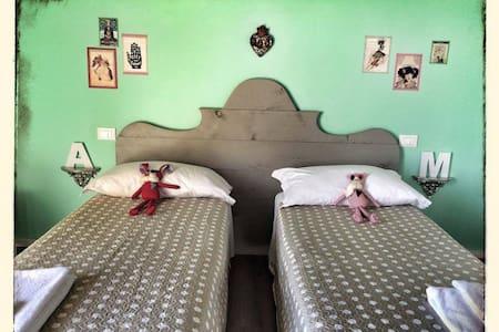 """Room """"Alda Merini"""" - Fontanelle"""
