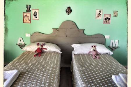 "Room ""Alda Merini"" - Fontanelle - Bed & Breakfast"