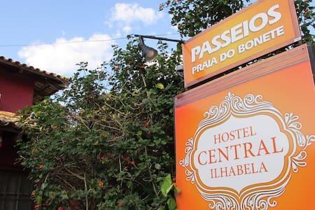 HOSTEL CENTRAL- girls room/bed 06 - Ilhabela