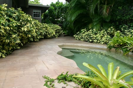 Private Guesthouse in Victoria Park - Fort Lauderdale
