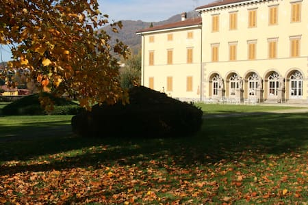 Villa Vitalba-1700s House and Winery 1h from Milan - Almenno San Salvatore