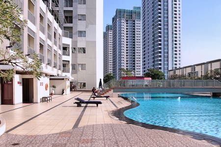 The Most Central Location 2BR Apart in Jakarta - Jakarta Pusat