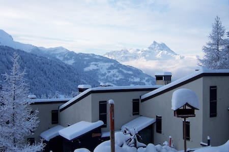 Ideal Chalet in Alpe des Chaux 1882 - Gryon - Chalet