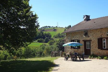 gîte rural de Messac - Laroquebrou