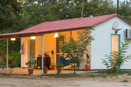 Kleines Ferienhaus am Meer - House