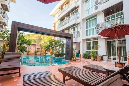 Arisara Place spa resort - House