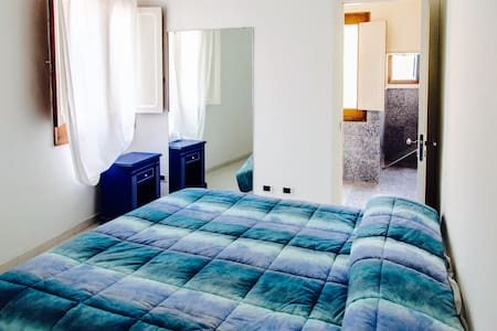 cozy room and central - Marettimo - Bed & Breakfast