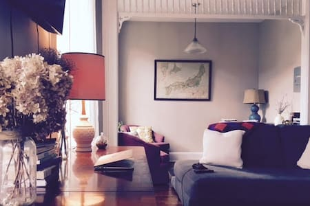 Lovely apartment in Albany's Ten Broeck Triangle - Albany - Appartamento