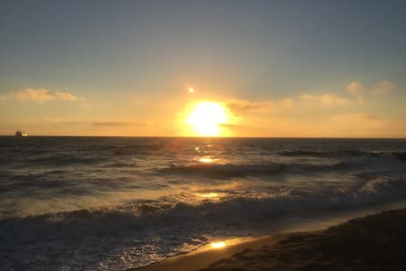 Beautiful sunsets by the beach - Los Angeles - Appartement