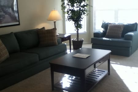 More space than a hotel...24/7 check-in! Furnished - Dublin - Apartment