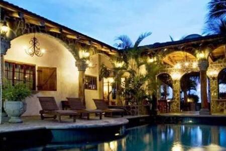 Five Bedroom Villa In Costa Rica