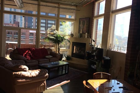 Luxury 1Bd/1.5 Bath Luxury loft Heart of LODO, Den - Denver