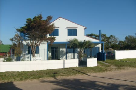 Casa ideal para dos Familias, Barra del Chuy - Santa Vitória do Palmar - Haus