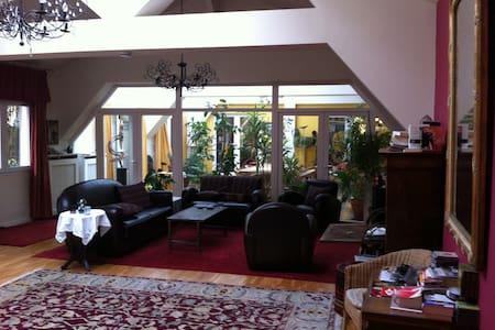 Maison atypique (type loft) - Vincennes - Loft