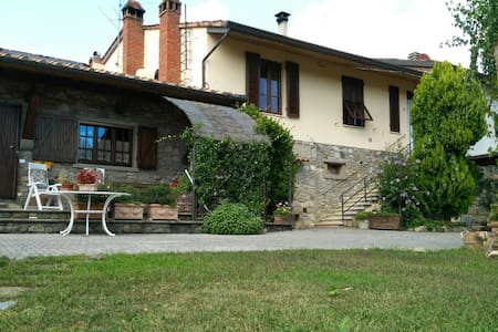 Casa Padronale nel verde Toscano - Pratovecchio