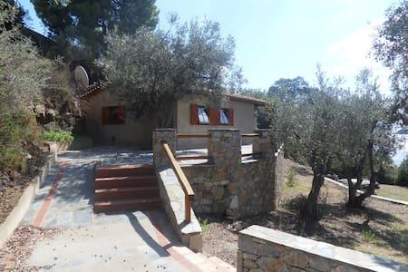 The Bahari, een romantische plek! - Skiathos - Cottage