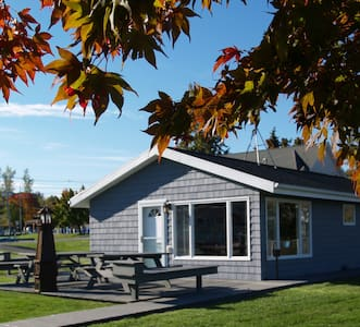 The Cottage at BackBay Marina Near Niagara Falls. - Huis