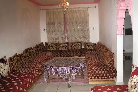 berber  family in fes  rent holiday - Appartement