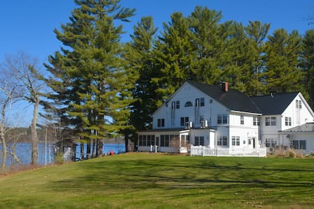 Wolf Cove Inn Rangeley Lake Room - Szoba reggelivel