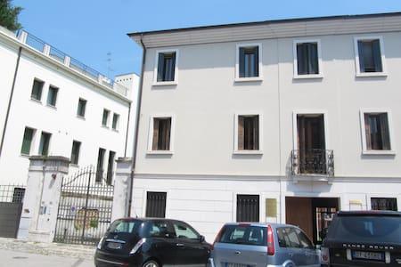 Elegante appartamento in centro a Portogruaro - Apartamento