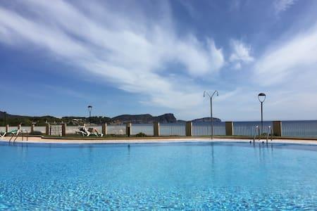 Apartment sea view 1room (sleeps 4) Es Canar Ibiza - Santa Eulària des Riu