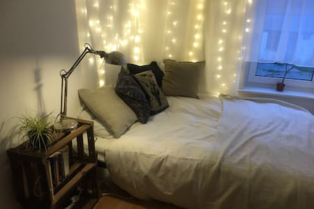 Cosy and stylish room short walk from city centre - Lincoln - House