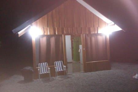 La Ceiba Ecoadventures (3 mountain view cabins) - Szoba reggelivel