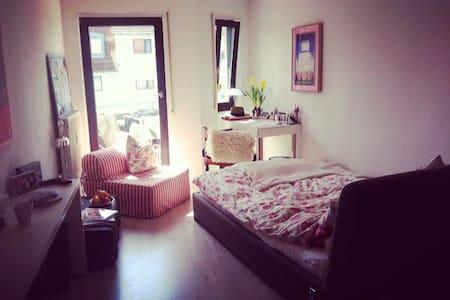 Kleines Studio - Friedrichshafen - Apartamento